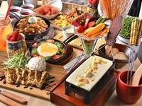 お腹いっぱいチーズを楽しみたい方におすすめです♪人気タパス・チキングリル・パスタ・デザートまで!