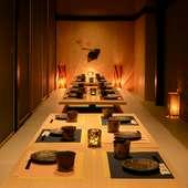高崎エリアで話題の有名デザイナー監修のPrivate個室バルがOpen