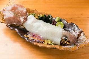 イカと言えば、九州・呼子。イカ好きの方なら、外せません