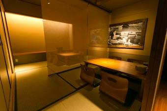一階と二階では雰囲気も部屋のつくりも異なります