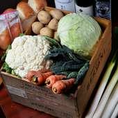 【Good Day Market】で、購入した「野菜」や「果物」