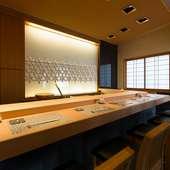 寿司に合うこだわりの酒を全国より集めています