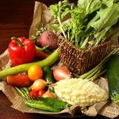 群馬県の農家から直送で届く、みずみずしい「有機野菜」