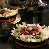 安定の「変わらぬ美味しさ」。【だるま】の原点『ジンギスカン』