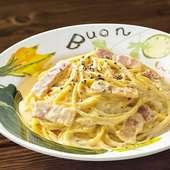 チーズカルボナーラ(Cheese Carbonara)