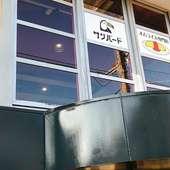 テーブル席 2名×2   4名×2