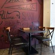 Hajimeの通常テーブル席です。いつもの飲み会やサク飲みにご利用ください。