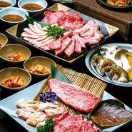 ※コース料理は2名様より承ります。 ※コース料理のご注文はグループの皆様のご注文が必要です。(お子様を除く)