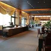 岡山国際ホテル 13階:鉄板焼レストラン シャトーノアール