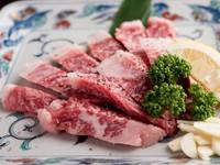 特上和牛カルビほか、上質なお肉と魚介の鉄板焼が楽しめるコース