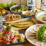 横浜での飲み会・宴会・接待・会食にイチオシのコースです。