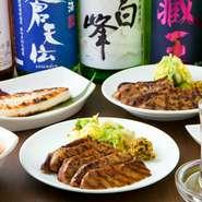 コース料理はお料理のみで3500円から。予算によって内容などリクエストも可能なので各種宴会にもおすすめ。遠方からのお客さまをお出迎えする際など、接待にも利用できそうです。