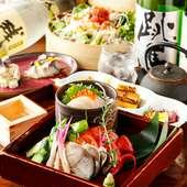 肉寿司やUFOフォンデュやサーモン含む60品のフードが食べ放題で今だけ⇒2500円の大特価♪