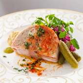 優しい美味しさ『7種の肉を使用した パテ・ド・カンパーニュ』