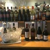 シチリアワインは赤・白・泡合わせて約70種