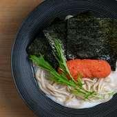 北海道産蕎麦粉を使用した、香り高い「十割蕎麦」が絶品