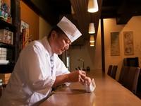 <おまかせコース料理  6000円~20000円>