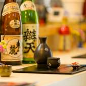 和の心意気を感じる料理と和酒が織りなす、至高の時間