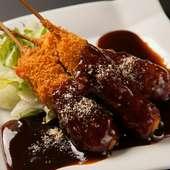 コクのあるお肉が楽しめる『極上あいち牛レアステーキ』