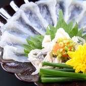 季節の美味しい食材を使ったお料理をご用意