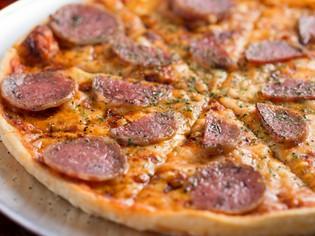 『イタリア産トリュフサラミペッパーピザ』