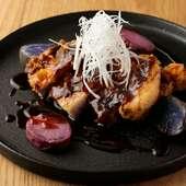 岩手県産ブランド豚の魅力を堪能できる『岩中豚の黒酢酢豚』