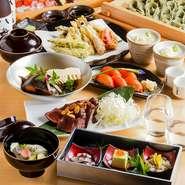 ※仕入れ状況により内容が変更する場合があります。 ※アレルギーなどのご相談に関しましては事前にお問い合わせ下さいませ。 ※料理のみ3500円。