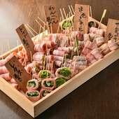 秋葉原で寿司食べ放題!