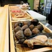 築地場外の江戸前鮨の新店。旨い鮨や海鮮丼を高コスパでご提供