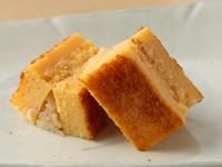 江戸前寿司の伝統を大切にした『卵焼き』