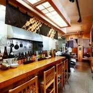 奄美の郷土料理を肴に奄美の黒糖焼酎を味わう、至福の時間