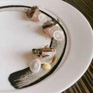 それぞれの魚の状態に合った神経抜き活〆で、抜群の鮮度を実現してくれる函館の【小西鮮魚店】。素材の新鮮さを活かした、さまざまなメニューをご用意しております。