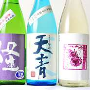 丹沢の伏流水が流れる神奈川は、知る人ぞ知る銘醸地。足柄平野や相模湾の幸との相性は絶好。