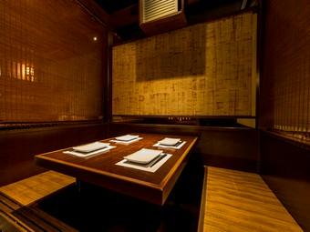 心も体も満たされる、日本三大地鶏を上質な個室空間で堪能