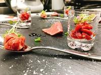 前菜から〆まで素材の旨みを最大限に引き出し、様々な調理法で提供する肉尽くしのコースです!