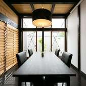 24名さままでを収容可能、各種宴会に利用できる個室席を用意