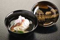 懐石料理のメインとも言われる「煮物椀」