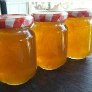 淡路島のフルーツを使って作る自家製ジャム ・シーズンによりお作りしております ・レモン・無花果・なるとオレンジなど
