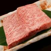 ぜひ、食べて実感いただきたい「知床牛」