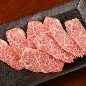 3店舗一括で仕入れるため、より良質な肉の提供も可能に