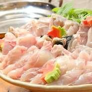 和歌山県産の魚はもちろん、全国から仕入れた新鮮な食材を使った四季折々の料理をご堪能いただけます。
