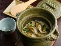季節を感じる『釜炊きご飯』
