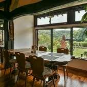 那須高原エリアの素晴らしい眺望が楽しめる