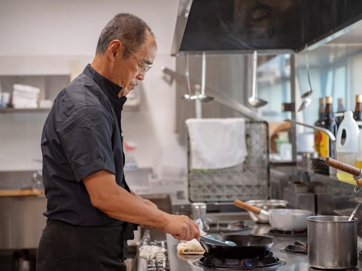 安らげる雰囲気と真心の料理はすべてお客様の笑顔のために