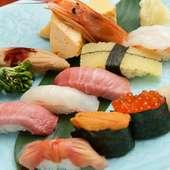 高級ネタをメインにボリュームたっぷり『超特上寿司』