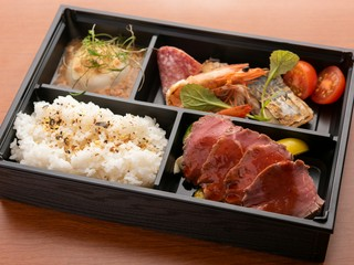 imagamiではお弁当、テイクアウトメニューが充実!