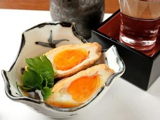 何度食べても飽きない美味しさ『卵きんちゃく』