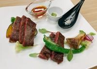 蔵王町が誇る日本の銘柄ブランド豚「JAPANX」と特製のジンジャーソースで美味しいポークソテーにになりました!
