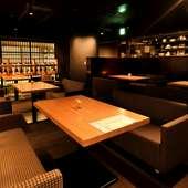 日本酒を飲みながら、優雅なひとときを