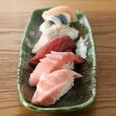 伝統的な製法にこだわって仕上げる『寿司』